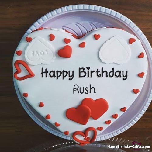 Birthday Name Cakes On It With Happy